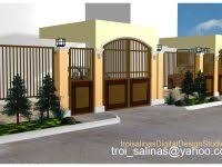 House Fence Gate Designs Inspirational Gates and Fence Design