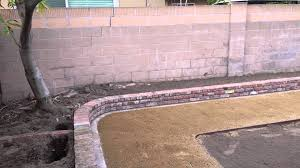 decomposed granite pathway 2 youtube