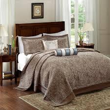 Jacquard Bed Set Park 5 Whitman Jacquard Bedspread Set