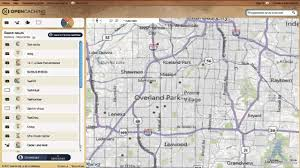 Geocaching Map Opencaching Downloading Geocaches Youtube