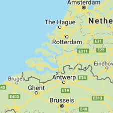 netherlands map map of the netherlands netherlands regions guides