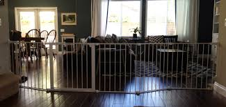 Extra Wide Pressure Mounted Baby Gate Best Baby Gates Extra Wide Photos 2017 U2013 Blue Maize