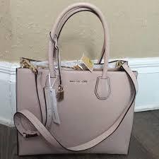 light pink michael kors handbag michael michael kors handbags micheal kors light pink mercer