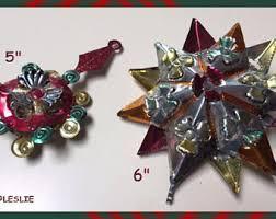 tin ornaments etsy