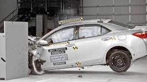 toyota corolla photo toyota corolla 2017 crash test