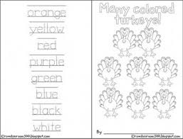 printable thanksgiving pre k papers thanksgiving blessings