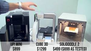 hide printer 3d printer round up up mini solidoodle 2 cube 3d youtube