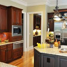 cherry wood kitchen ideas 30 cherry wood kitchen cabinets with white the ultimate