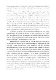 mohandas gandhi biography essay ghandi research paper