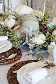 thanksgiving decorations sale soft and natural thanksgiving tablescape nature inspired