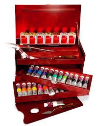 lukas 1862 oil color sets jerry u0027s artarama