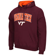 virginia tech sweatshirts va tech hokies hoodie vt camping world