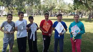 talking kites around the world project celebrates the