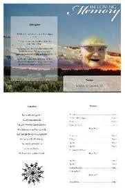 create funeral programs create online funeral programs funeral program templates