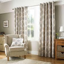 Curtain Pole Dunelm Pebble Regan Lined Eyelet Curtains Dunelm Decor U0026 Diy
