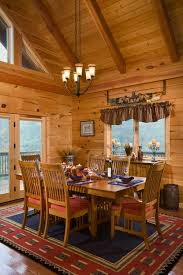 Cozy Dining Room by Get Cozy With Cabin Style Decorating Town U0026 Country Living