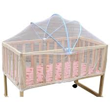 Cot Bed Canopy Online Shop Summer White Safe Baby Mosquito Nets Cradle Bed Canopy