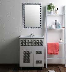 Pvc Vanity Buy Jj Sanitaryware Tesia White Grey Pvc Vanity Bm 731 Online