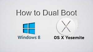 Chameleon Boot Flags How To Dualboot Windows 8 And Yosemite Youtube
