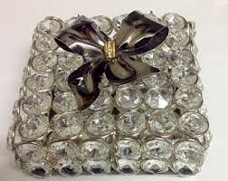 Crystal Keepsake Box Crystal Box Etsy