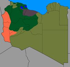 Blank Civil War Map by Libyan Civil War Map 1 11 2015 By Thumboy21 On Deviantart