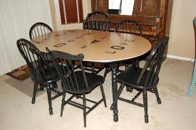 Refinish Dining Chairs Charming Refinish Dining Table Chairs Furniture M Table Plus Black