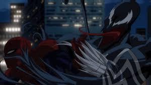 venom episode ultimate spider man animated series wiki