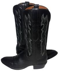 womens used cowboy boots size 9 lucchese sale up to 90 at tradesy