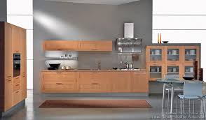 grey kitchen walls with light wood cabinets modern italian kitchen by latini cucine 15 latini it