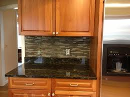 slate tile kitchen backsplash kitchen backsplashglass tile and slate mix kitchen backsplash