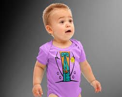 Joker Halloween Costume Kids Baby Joker Costume Etsy