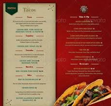 menu publisher template 49 best menu images on design food and graphic