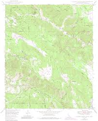 Topography Map Topographic Maps Of San Diego County California