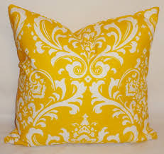 Cheap Accent Pillows For Sofa by Styles Yellow Throw Pillows 24x24 Decorative Pillows Yellow