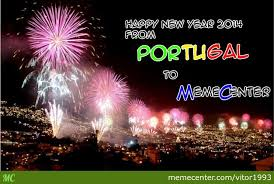 Happy New Year Meme 2014 - happy new year 2014 from portugal by vitor1993 meme center