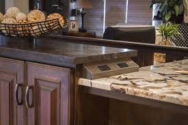 kitchen island power angle power task lighting