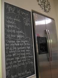 Decorative Chalkboard For Kitchen Kitchen Design Astonishing Big Wall Chalkboard Large Blackboard