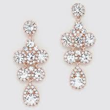 gold bridal earrings chandelier bridal jewelry bridal earrings gold earrings chandelier