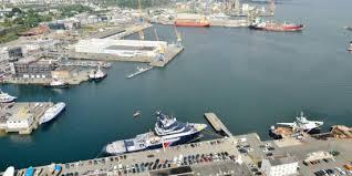 chambre de commerce de brest la cci de brest a investi 20 millions d euros pour port