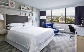 nashville accommodations deluxe room sheraton nashville