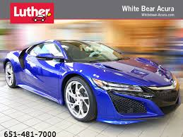 Acura Sports Car Price New 2017 Acura Nsx For Sale Vadnais Heights Mn