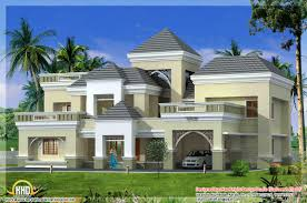 unique kerala home plan and elevation indian home decor unique