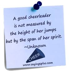 the best cheer quotes of all time