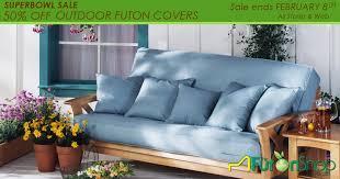 outdoor futon covers outdoor futon diy it pinterest