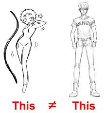 free advice for drawing male characters manga university cus