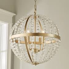 Chandelier Light Fixture Crystal And Gold Globe Chandelier Small Shades Of Light