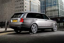 bentley bentayga render rolls royce claims cullinan won u0027t be a traditional suv