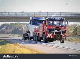 heavy duty volvo paimio finland october 24 2015 volvo stock photo 384644530