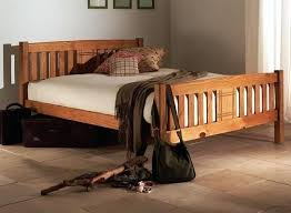 oak single bed frame wooden bed frame pine wood single white a