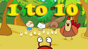 counting 1 10 song number songs for children the singing